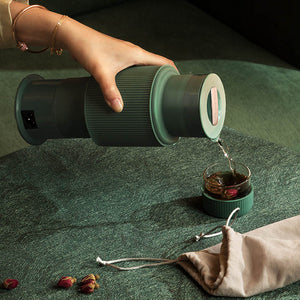 Guzu Portable Electric Kettle - Wish Tricks