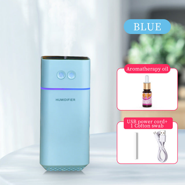 Ultrasonic Essential Aromatherapy Diffuser - Wish Tricks