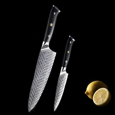 Mr Stainless Damascus Exquisite Knife - Wish Tricks