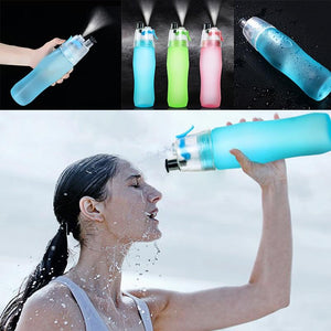 Spring Spray Water Bottle - Wish Tricks