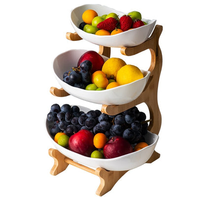 Bambo Fruit Basket - Wish Tricks