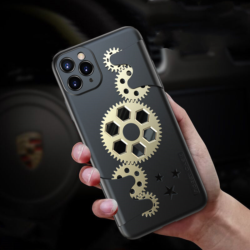 Flexie Gear Iphone Case - Wish Tricks