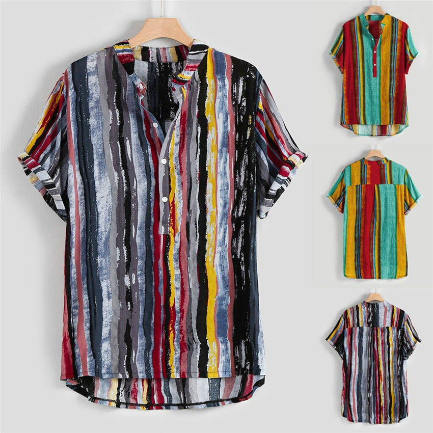 Kuppa Men Summer Shirts - Wish Tricks