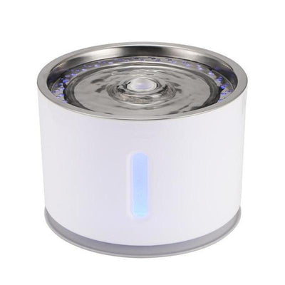 Automatic Pet Water Fountain 2.4L - Wish Tricks