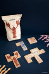 Nobodinoz Wooden Puzzle - Sea Animal