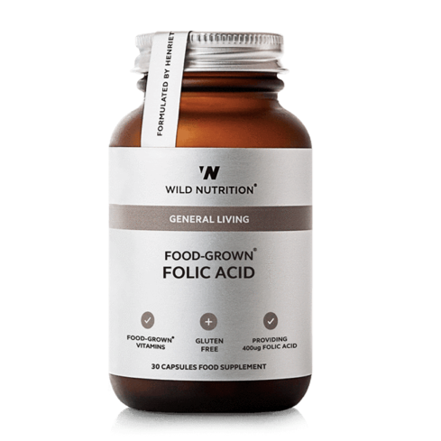 Wild Nutrition Food-Grown Folic Acid