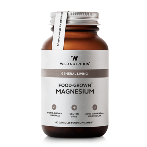 Wild Nutrition Food Grown Magnesium