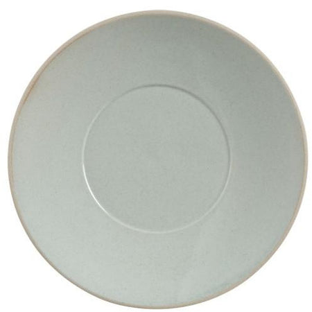 Grey Ceramic Dining Plate