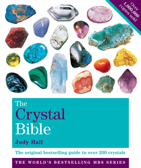 The Crystal Bible - Judy Hall