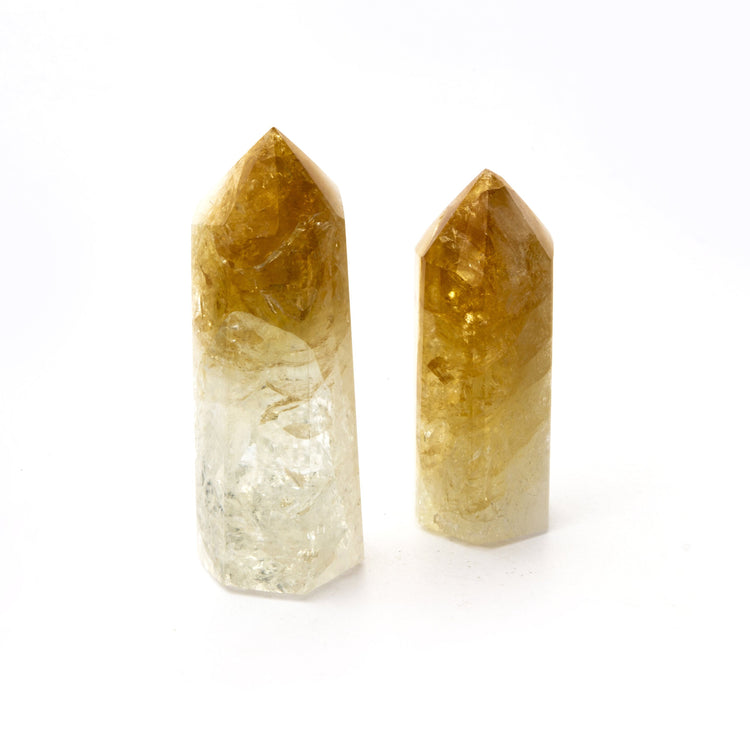 Soulstice Crystal Point - Citrine