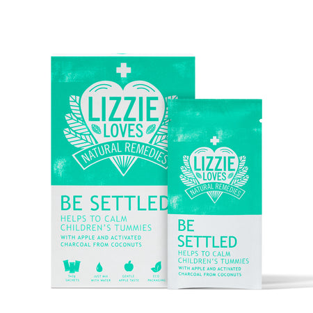 Lizzie Loves Natural Remedies - Be Settled