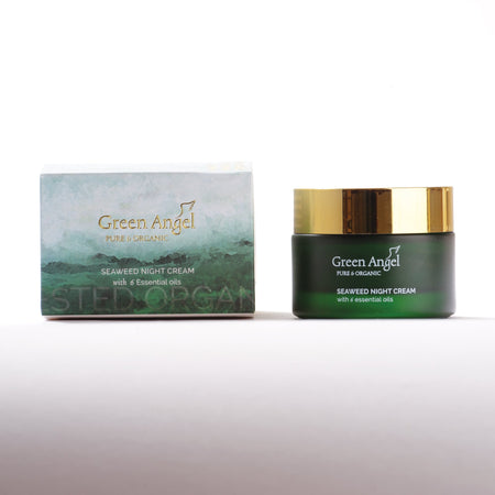 Green Angel Face Seaweed Night Cream