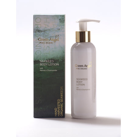 Green Angel Seaweed Body Lotion with Neroli & Chamomile