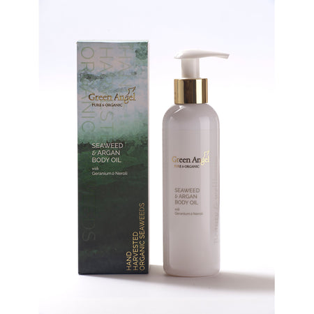 Green Angel Argan Body Oil