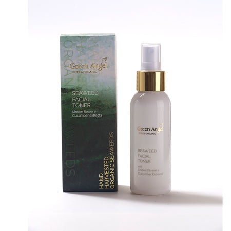 Green Angel Facial Seaweed Toner