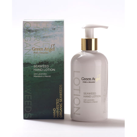 Green Angel Seaweed Hand Lotion