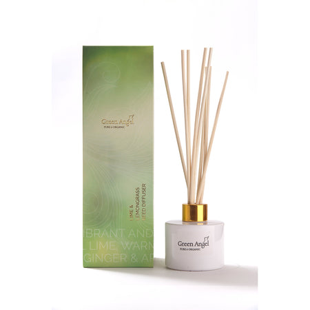 Green Angel Lime & Lemongrass Diffuser