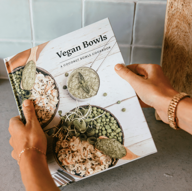 Vegan Bowls Cookbook