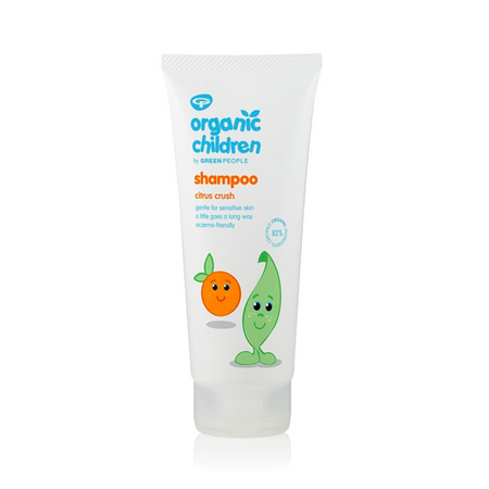 Green People Organic Children Shampoo - Citrus Crush 200ml