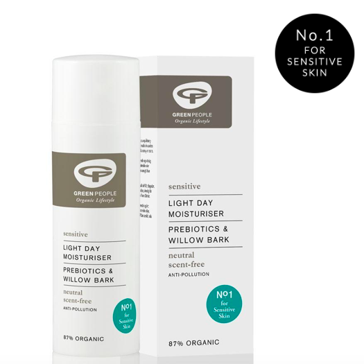 Green People Scent Free Light Day Moisturiser 50ml