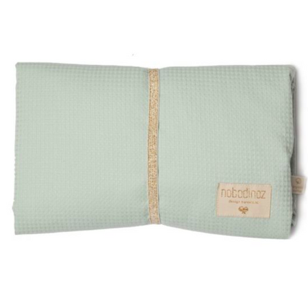 Nobodinoz Mozart Waterproof Changing Pad - Aqua