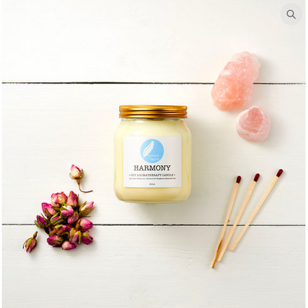 Corinne Taylor - Soy Aromatherapy Candle - Harmony