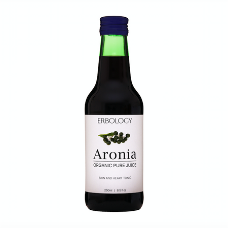 Erbology Organic Aronia Juice 250ml