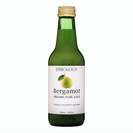 Erbology Organic Bergamot Juice 250ml