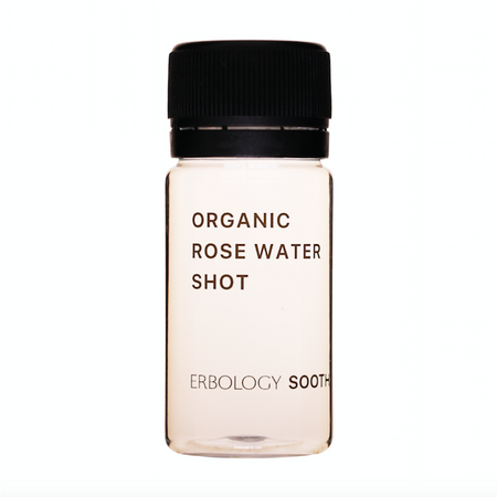 Erbology Organic Rose Water Shot 40ml