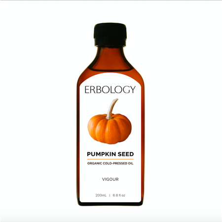 Erbology Organic Pumpkin Oil 200ml