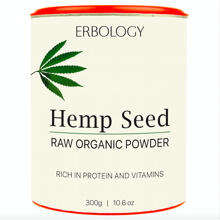 Erbology Organic Hemp Powder 300g