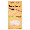Erbology Organic Amaranth Pops 100g