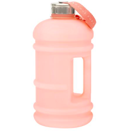 Mamas Fuel 2L Water Bottle - Peach