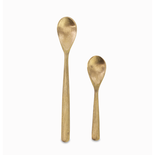 Jahi Gold Flat Spoon