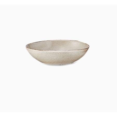 Nzari Large Bowl - Cream