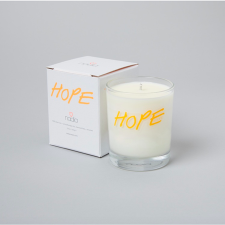 Nadia Narain - Hope Candle