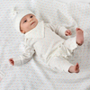 From Babies with Love - First Kisses Muslin Swaddle