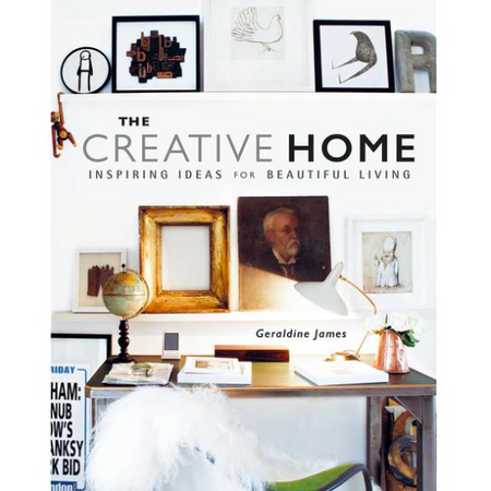 The Creative Home - Geraldine James