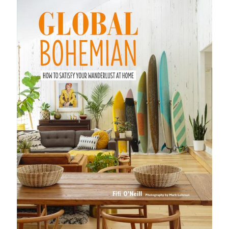 Global Bohemian - Fifi O'Neil