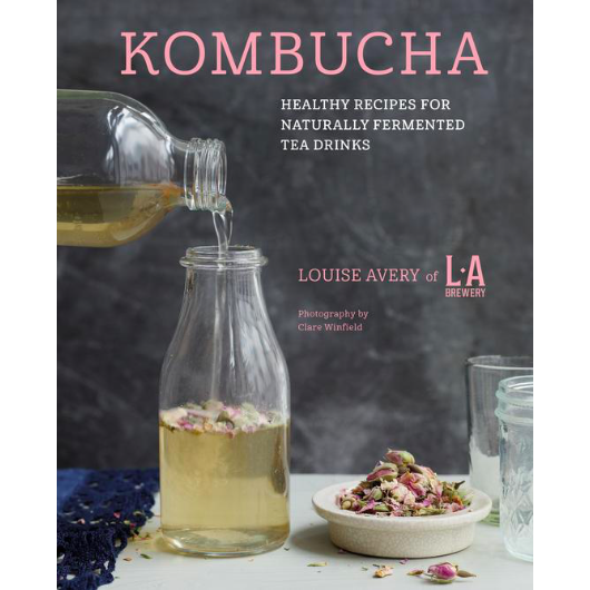 Kombucha - Louise Avery