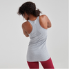 Jilla Active High Tempo Tank - Grey