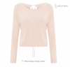 Jilla Active Retreat Modal Jumper - Blush