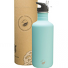 One Green Bottle Stainless Steel Straight Bottle 1200ml - Powder Blue
