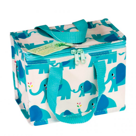 One Green Bottle Lunch Bag - Elephant