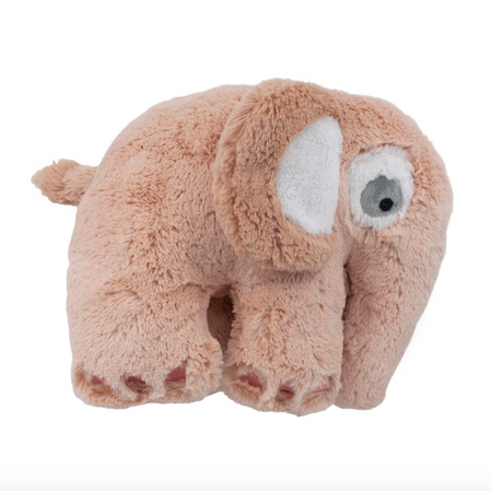 Sebra Soft Toy, Fanto the Elephant -Pink