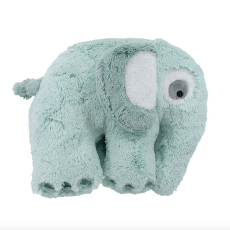 Sebra Soft Toy, Fanto the Elephant - Blue