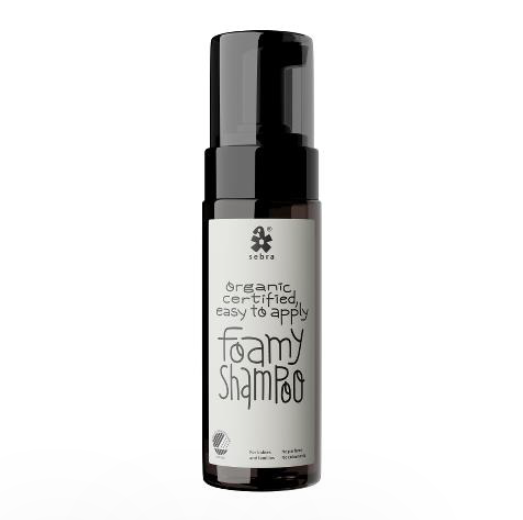 Sebra Child-friendly Foamy Shampoo