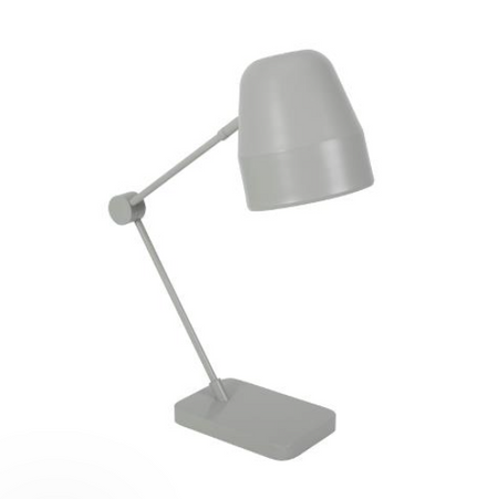 Sebra Desk Lamp - Grey