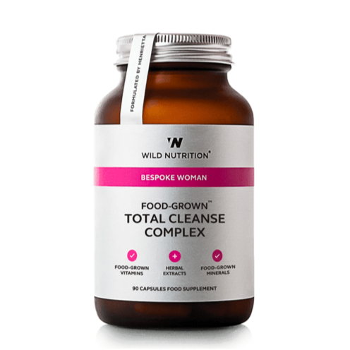 Wild Nutrition - Women's Food-Grown® Total Cleanse Complex