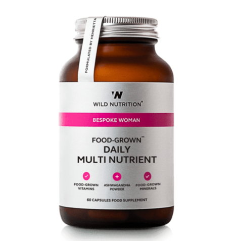 Wild Nutrition - Women's Food-Grown® Daily Multi Nutrient